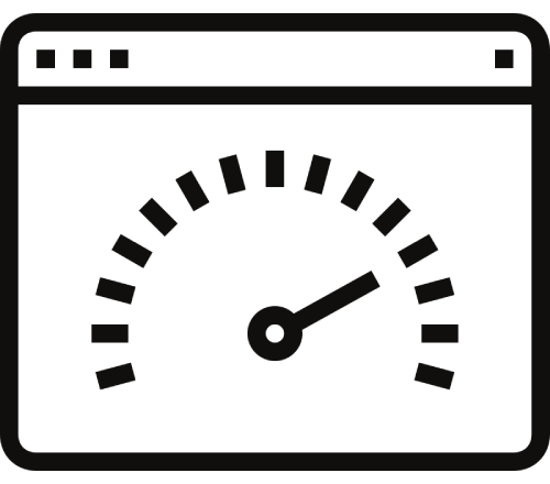 Website speed is important for good user experience.